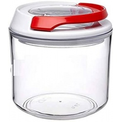 Pojemnik na żywność kuchenny plastikowy 400ml zamykany Saver na klips