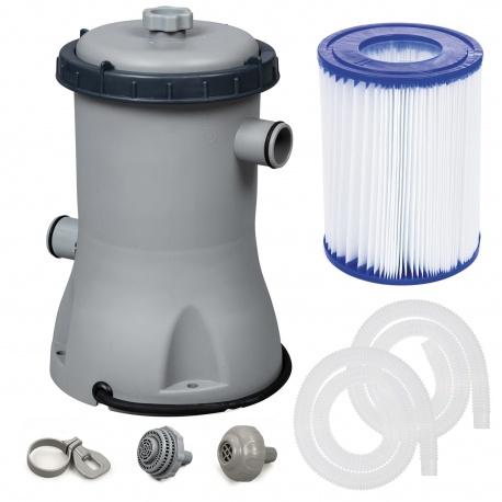Pompa filtrująca Bestway 2006 litrów/godz do basenów ogrodowych 58383