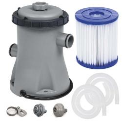 Pompa filtrująca 1249 litrów/godz do basenów ogrodowych Bestway 58381