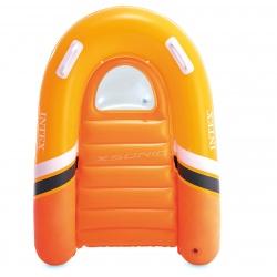 Deska dmuchana dla dzieci do nauki pływania z uchwytami INTEX 58154