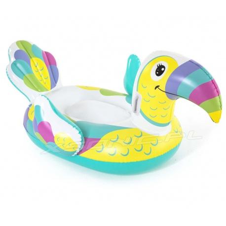 Dmuchany Tukan Bestway 41437 zabawka do pływania dla dzieci 173 x 91 cm