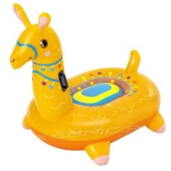 Dmuchana lama materac do pływania zabawka dla dzieci Bestway 41434