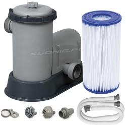 Pompa filtrująca do basenów 5678L/h Bestway 230V 58389 z filtrem