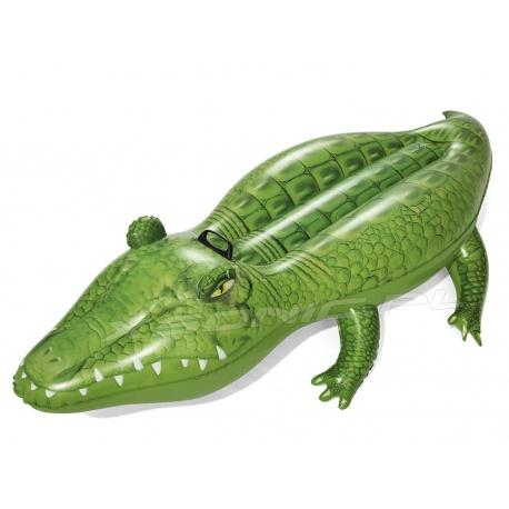 Krokodyl dmuchany do pływania 167 x 89 cm Bestway 41010 dla dzieci