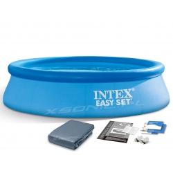 Basen ogrodowy 305cm x 76cm Easy Set rozporowy z przykryciem Intex 28120