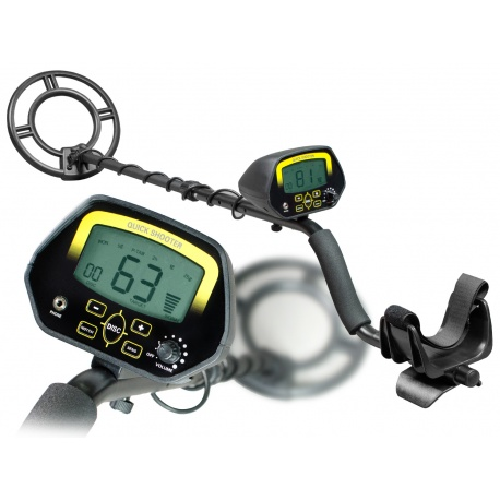 Wykrywacz metalu detektor metali Cobra Tector CT-1032 dyskryminacja 240 mm