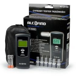 Alkomat dla kierowcy zawodowego Alcofind DA 8500E sensor elektrochemiczny