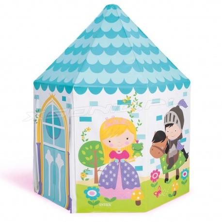 Domek namiot dla dzieci pałac księżniczki INTEX 44635 do zabawy