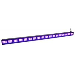 Belka oświetleniowa LED UV BEAMZ BUV183 ultrafiolet sceniczny podświetlenie ściany