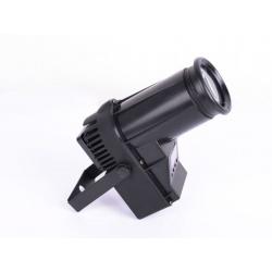 Reflektor oświetleniowy PINSPOT RGBW Ibiza LEDSPOT10W oświetlenie wystawy