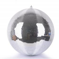 Kula lustrzana dyskotekowa o średnicy 50 cm Ibiza Light MB020