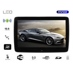 Monitor samochodowy zagłówkowy dedykowany do MERCEDES BENZ ekran 11 cali LED FULL HD z systemem ANDROID USB SD FM BT WIFI