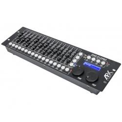 Sterownik DMX AFX Light DMX512-PRO kontroler dla jednostek efektów świetlnych