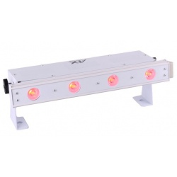 Belka oświetleniowa LED BAR RGBWA-UV AFX FREEBARQUAD-WH chase & fade