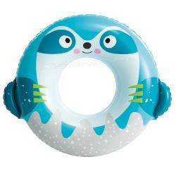 Dmuchane kółko plażowe do pływania dla dzieci Zwierzaki 59266 Intex