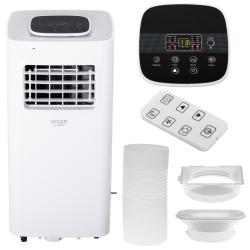 Klimatyzator 5000 BTU do pomieszczeń 20 metrów kwadratowych Adler AD 7924
