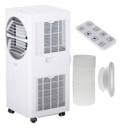 Klimatyzator do domu 12000 BTU mobilny do 45 m² na kółkach Adler AD 7925