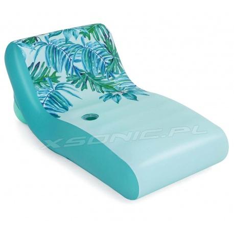 Materac fotel dmuchany leżanka do pływania 176 x 107 cm Bestway 43402
