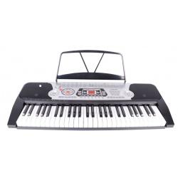 Keyboard do nauki gry 54 klawisze z mikrofonem w zestawie Madison
