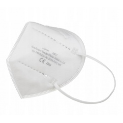 Maska ochronna maseczka filtr FFP2 Niemiecka 95% wygodna dopasowana