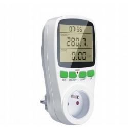 Watomierz miernik zużycia energii licznik sieciowy elektroniczny programowalny