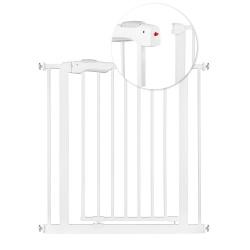Bramka zabezpieczająca barierka bezpieczeństwa 75 - 85 cm na schody drzwi