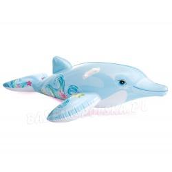 Zabawka dmuchana do pływania Delfin 175 x 66 cm INTEX 58535 dla dzieci