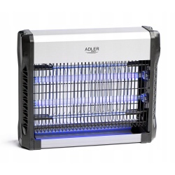 Lampa owadobójcza UV duża Adler AD 7934  zasięg do 150 metrów komary muchy