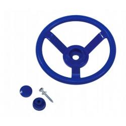 Kierownica rajdowca obracana na plac zabaw przykręcana dla dzieci 4 kolory 33cm