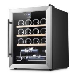 Chłodziarka do wina ETA winiarka na 16 butelek zakres temperatury 5 do 18°C
