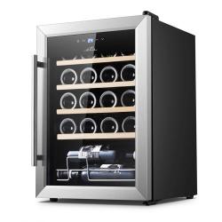 Chłodziarka do wina ETA winiarka na 20 butelek zakres temperatury 5 do 18°C