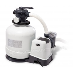 Pompa piaskowa do basenów 12000 l/h INTEX ogrodowych INTEX 26652GS