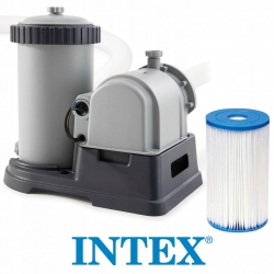 Pompa filtrująca INTEX 9462 litrów na godzinę filtr w komplecie 28634GS