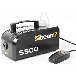 Wytwornica urządznie do produkowania dymu S500 z płynem 500W BeamZ