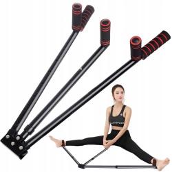 Przyrząd regulowany do rozciągania mięśni nóg i ud urządzenie do wykonania szpagatu