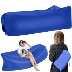 Leżak dmuchany Lazy Bag Air sofa materac na powietrze XXXL torba