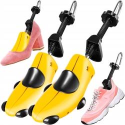 Prawidła do rozciągania butów plastikowe rozmiar 39-43 para nakładki na haluksy