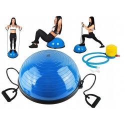 Piłka gimnastyczna z linkami platforma do balansowania równowagi ćwiczenia