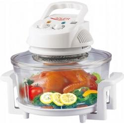 Kombiwar halogenowy Halogen Oven zdrowe jedzenie Adler AD 6304 opiekacz