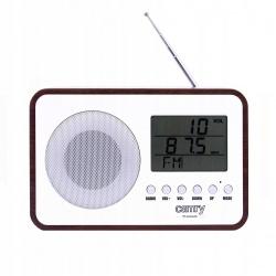 Radio cyfrowe FM LCD kuchenne przenośne powłoka tłuszczoodporna Camry CR 1153