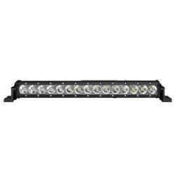 Halogen listwa LED marki NOXON 15 x 3W LED moc 45W wiązka skupiona