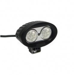Światło robocze LED NOXON 2 x LED moc 10W światło skupione