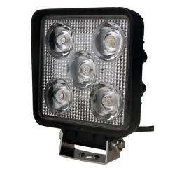 Lampa robocza LED NOXON 5 x 3W LED moc 15W wiązka skupiona