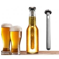 Chiller stick do piwa pałeczka do ochładzania napojów butelkowych 2 pałeczki