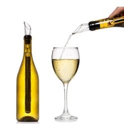 Chiller stick pałeczka chłodząca do wina z nalewakiem chłodzenie i nalewanie