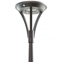 Lampa solarna ogrodowa uliczna do parku duża oświetlenie alejki Power Need SLL31 3000lm 19W