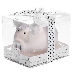 Skarbonka dla dzieci świnka na pieniądze ślicznie zapakowana na prezent
