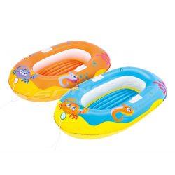Ponton plażowy do pływania 137 x 89 cm Bestway 34009 dla dzieci