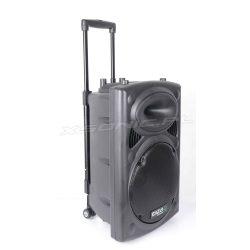 Mobilna kolumna Ibiza Sound PORT12UHF-BT moc 700W USB Bluetooth tuner FM