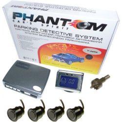 Czujniki parkowania cofania Hantom BS 2690 ekran 4 czujniki na tył auta